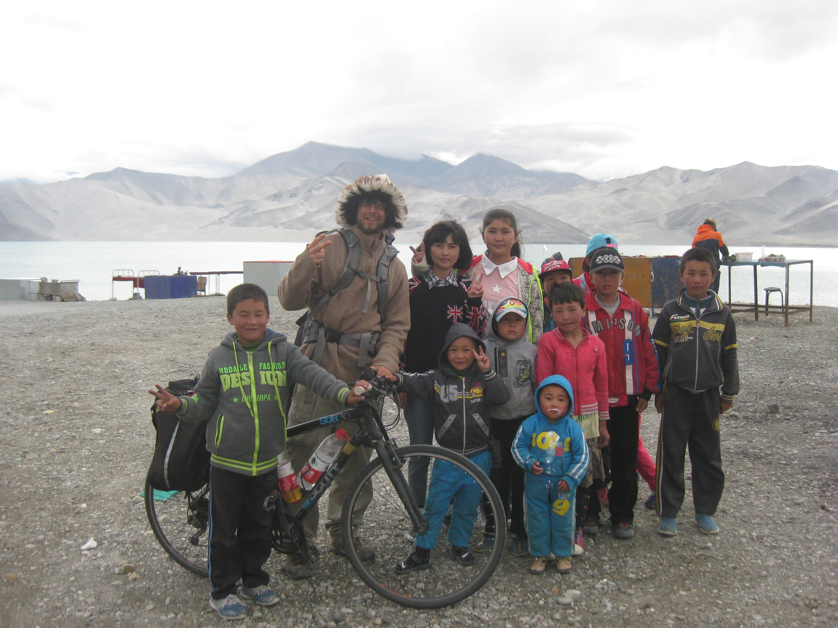 Karakorum Highway Cycling in China