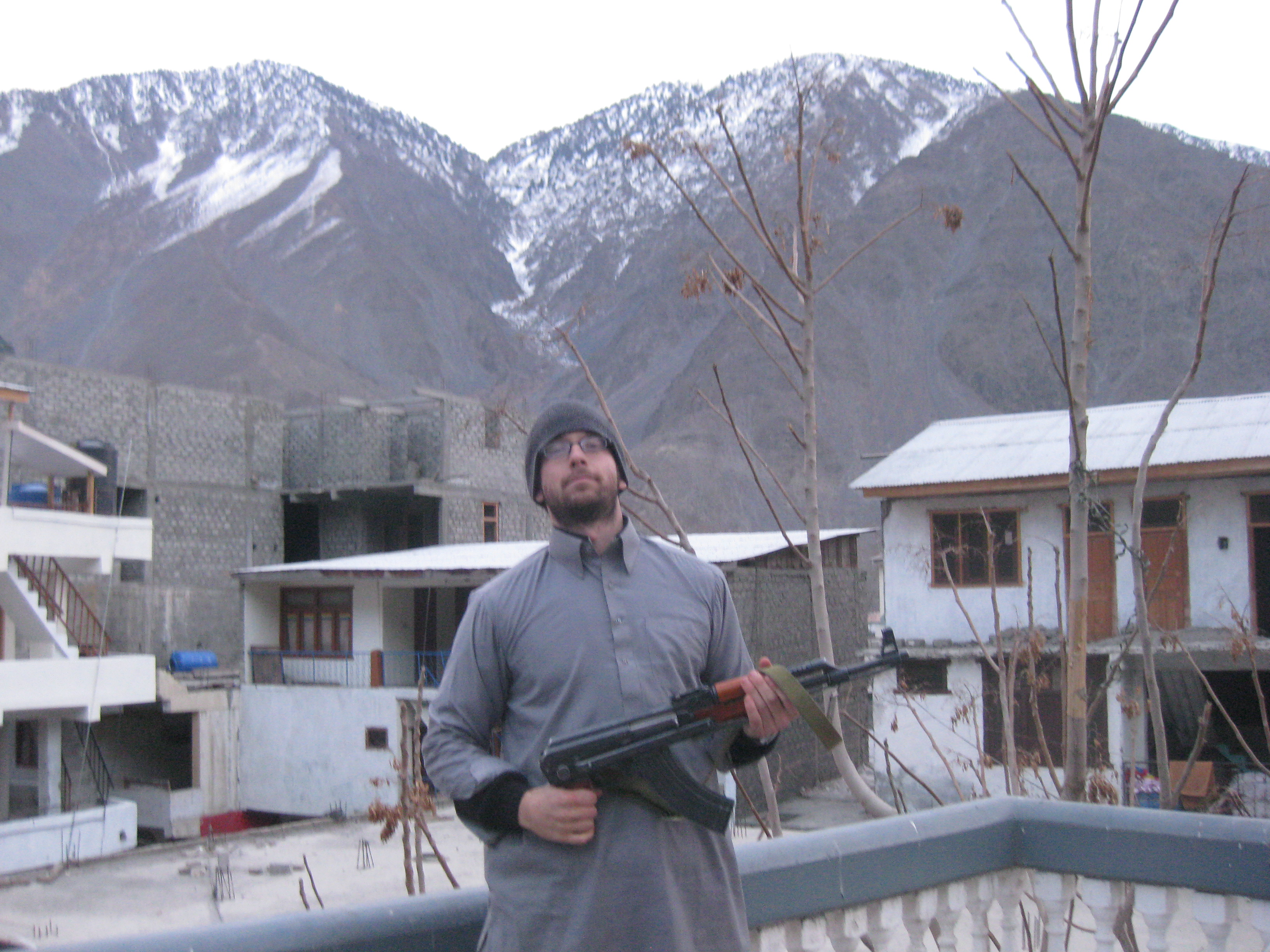 Into Taliban Territory