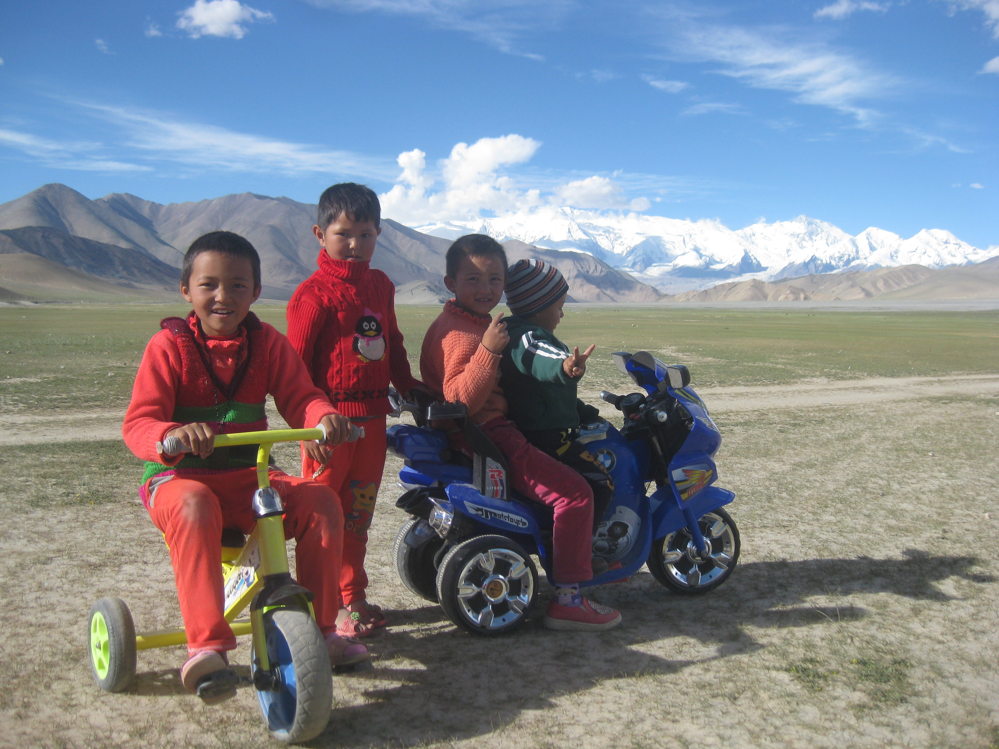 Lessons Learned From Chinese Children